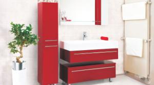 Мебель для ванной комнаты в магазине ЭРМИТАЖ
