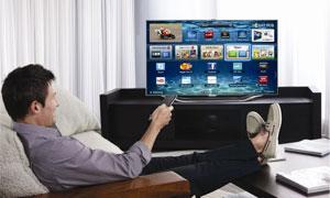 Телевизоры Samsung.